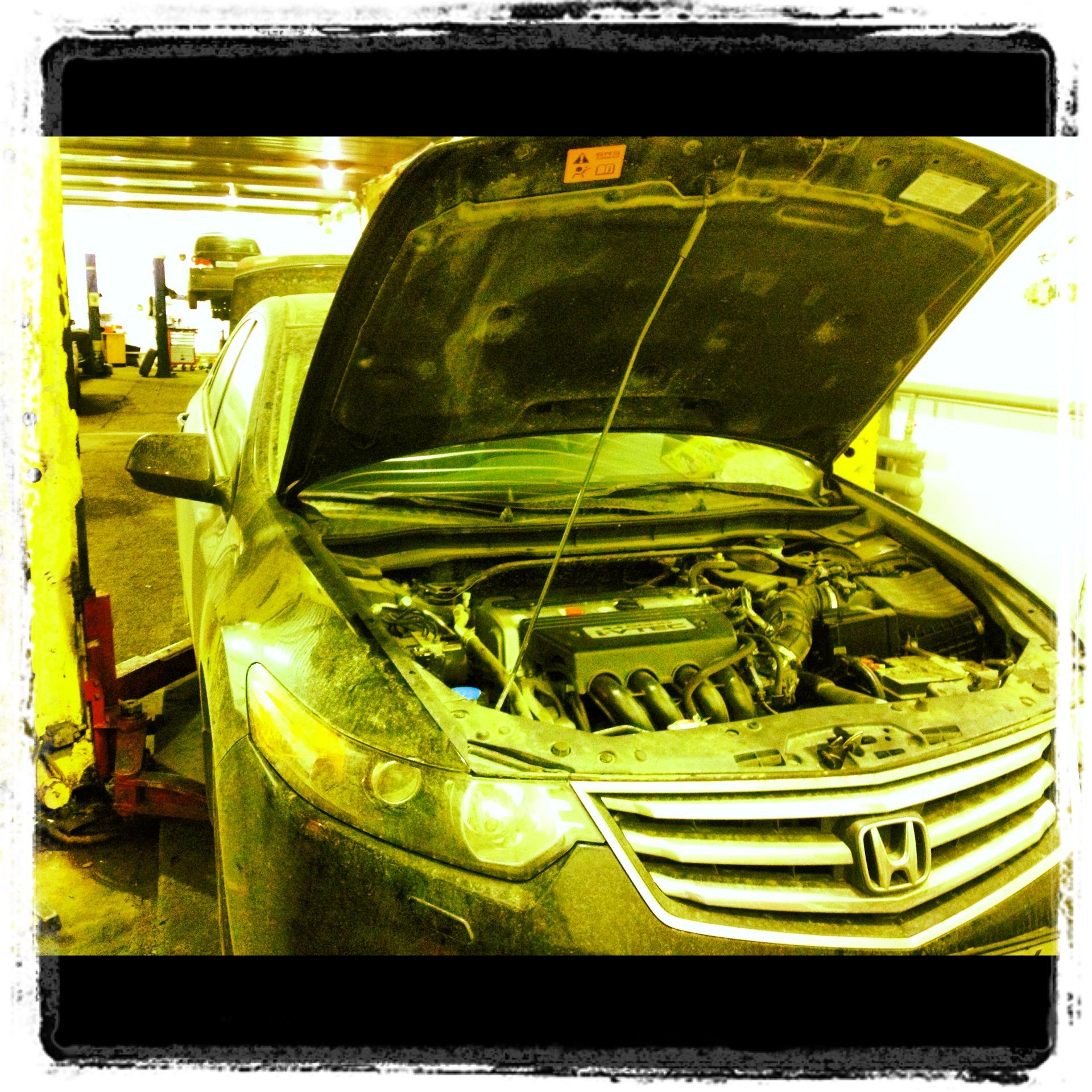 Honda Accord CU2