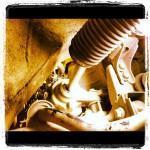 Ремонт рулевой рейки, замена выходной втулки