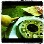 Повышенный износ передних тормозных дисков