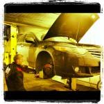Honda Accord CU2 замена масла в ДВС