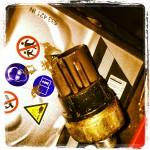 Замена датчика давления масла двигателя