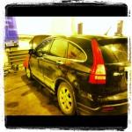 Honda CR-V RE 4 европеец