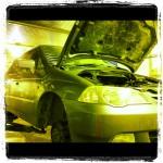 Honda Odyssey RA 6